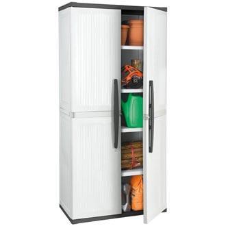 Delightful SpaceRite Series Utility Cabinet. Black U0026 Decker. (click Image To Enlarge)