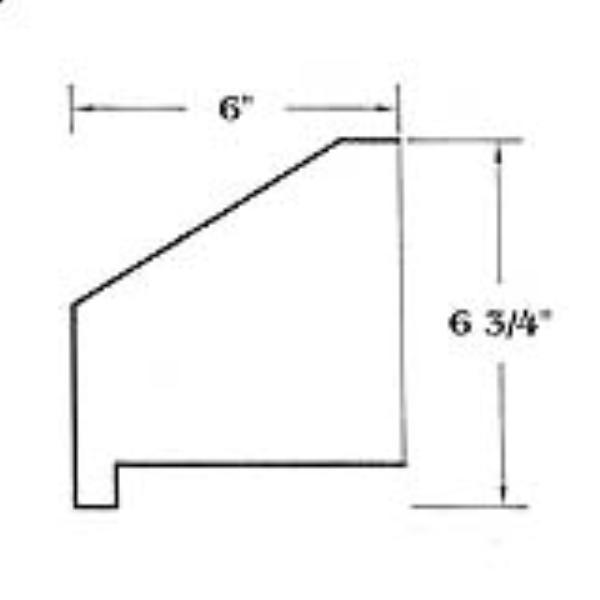 DFM-078S Drew Foam Sill | Level Construction Supply