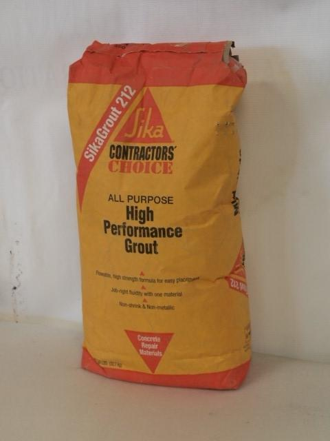 Sika SikaGrout 212 Non-Shrink Cementitious Grout   Level